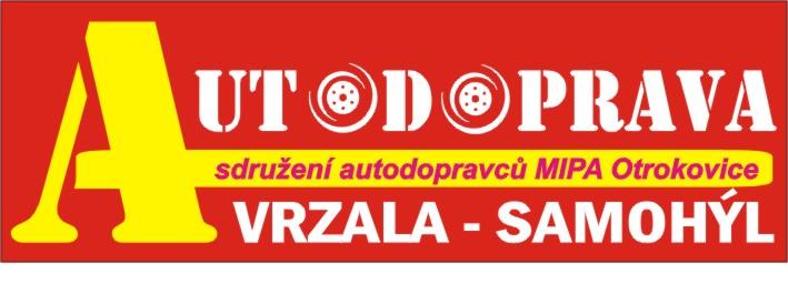 logo firmy Autodoprava Samohýl & Vrzala