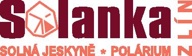 logo firmy Solná jeskynì a polárium Solanka