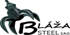 logo firmy BLÁŽA steel, s.r.o.