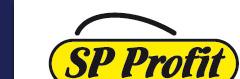 logo firmy SP PROFIT, spol. s r.o.