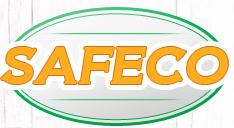 logo firmy SAFECO Internetový obchod drogerie  a modeláøských potøeb
