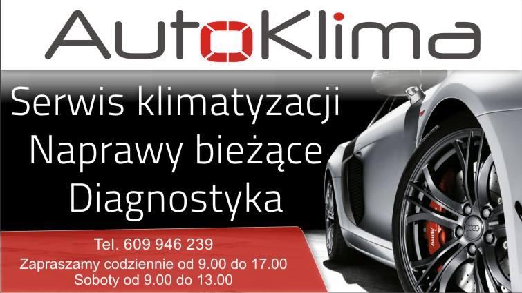 logo firmy Auto Klima Adam Klima