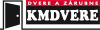 logo firmy interiérové dveøe kmdvere