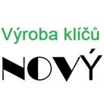 logo firmy Nový Roman - výroba klíèù