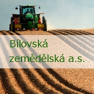 logo firmy Bílovská zemìdìlská a.s.