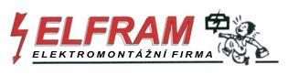 logo firmy ELFRAM LIBEREC
