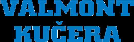 logo firmy VALMONT KUČERA
