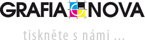 logo firmy GRAFIA NOVA s.r.o.