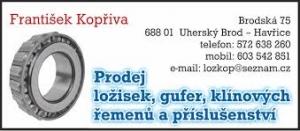 logo firmy KOPØIVA FRANTIŠEK