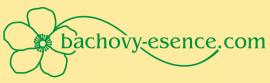 logo firmy Bachovy kvìtové esence