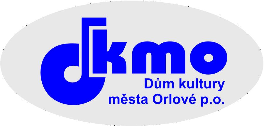 logo firmy KULTURNÍ DÙM MÌSTA ORLOVÉ
