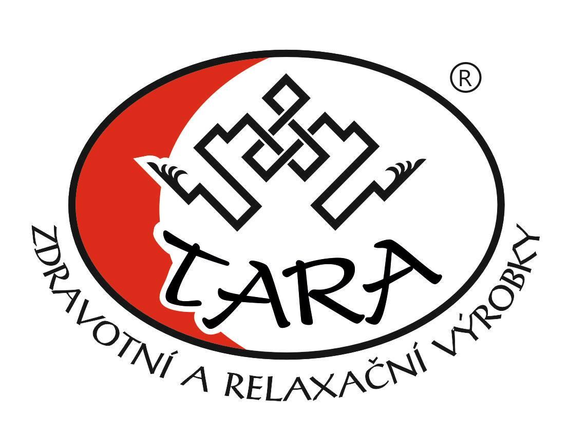 logo firmy TARA-ZDRAVOTNÍ A RELAXAČNÍ VÝROBKY