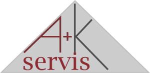 logo firmy Jindøich Kaiser - A+K Servis