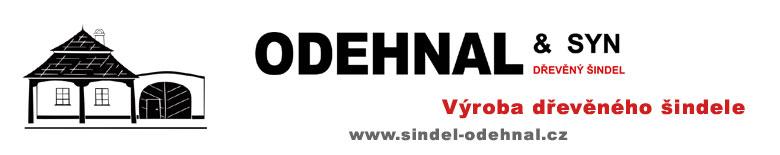 logo firmy Odehnal a syn - Dřevěný šindel