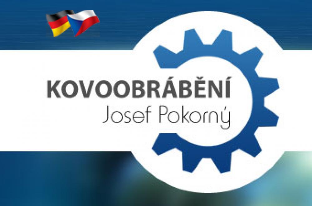 logo firmy Kovoobrábění Josef Pokorný