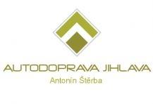logo firmy Antonín Štìrba - AUTODOPRAVA JIHLAVA