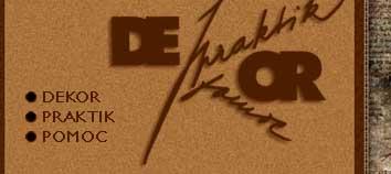 logo firmy DEKOR PRAKTIK POMOC