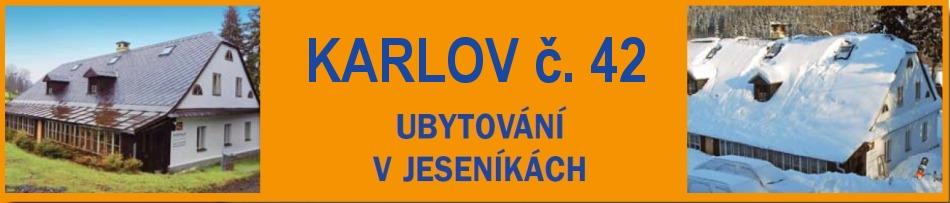 logo firmy Ubytování v Jeseníkách - Petr Herdegen