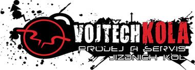 logo firmy Jízdní Kola Vomit - Vojtěch Michal