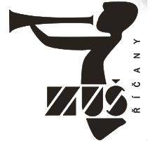 logo firmy Základní umělecká škola Říčany