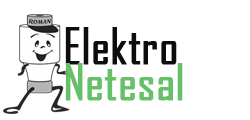 logo firmy Roman Netesal - Elektro Netesal