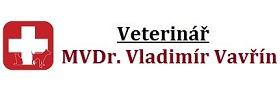 logo firmy MVDr. Vladimír Vavøín