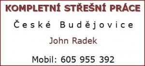 logo firmy JOHN RADEK