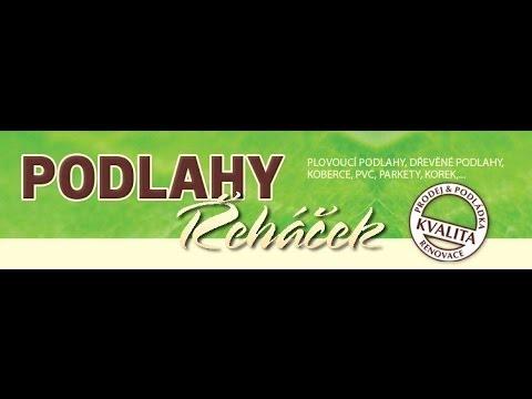 logo firmy Podlahy Řeháček