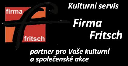 logo firmy Firma FRITSCH – kulturní servis