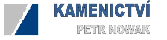 logo firmy Kamenictví Petr Nowak