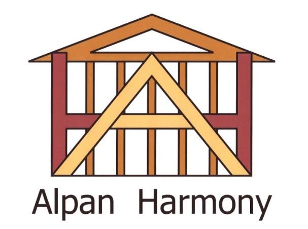logo firmy ALPAN Harmony