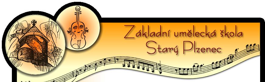 logo firmy Základní umělecká škola Starý Plzenec, příspěvková organizace