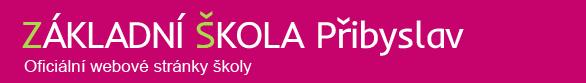 logo firmy Základní škola Pøibyslav