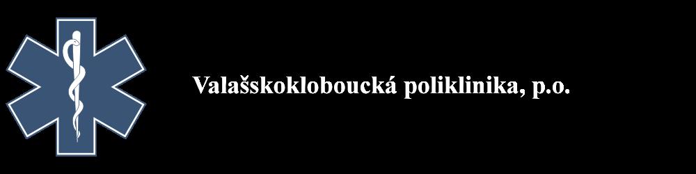 logo firmy VALAŠSKOKLOBOUCKÁ POLIKLINIKA