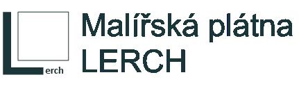 logo firmy Malíøská plátna Lerch