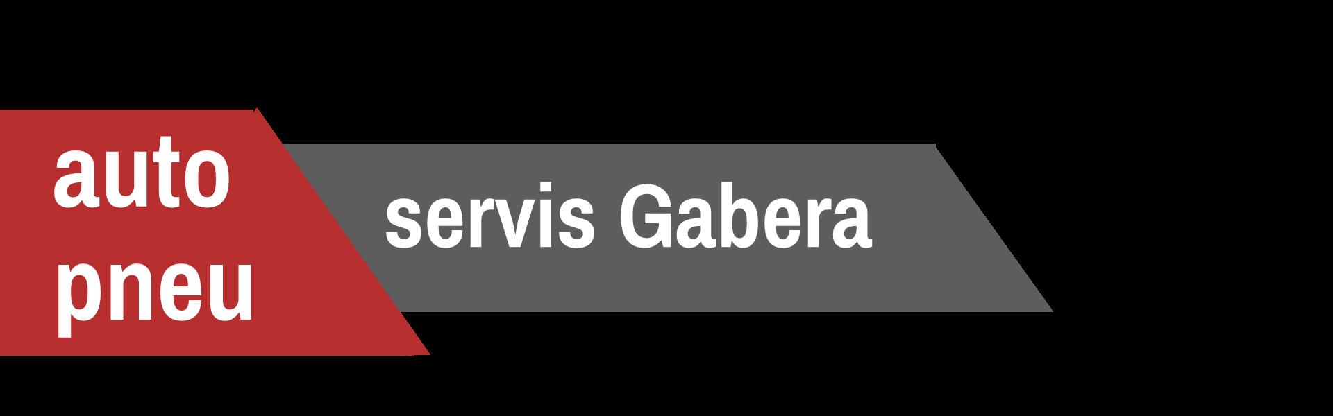 logo firmy AUTOSERVIS GABERA