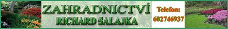 logo firmy Zahradnictví a zahradnické služby Salajka