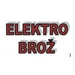 logo firmy ELEKTRO BROŽ