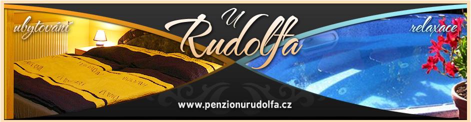logo firmy Ubytování penzion U Rudolfa