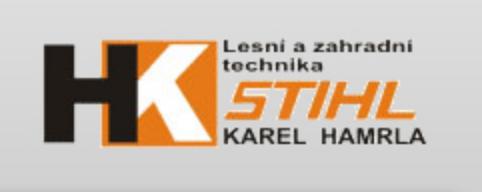 logo firmy HAMRLA KAREL - ZAHRADNÍ TECHNIKA