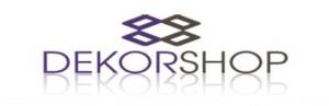 logo firmy DEKORSHOP - KVĚTINÁČE A TRUHLÍKY