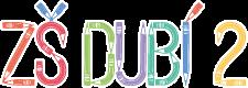 logo firmy Základní škola Dubí 2, Tovární 110, okres Teplice, příspěvková organizace