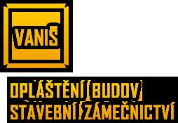 logo firmy Roman Vaniš - Opláštìní budov a hal,klempíøské prvky