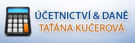 logo firmy Vedení úèetnictví a daòové evidence Olomouc Ta�ána Kuèerová