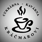 logo firmy KRÁČMAROVI-CUKRÁRNA-KAVÁRNA