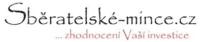 logo firmy SBÌRATELSKÉ-MINCE.CZ