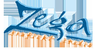 logo firmy ZEGA - grafické studio