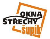 logo firmy OKNA-STØECHY ŠUPÍK