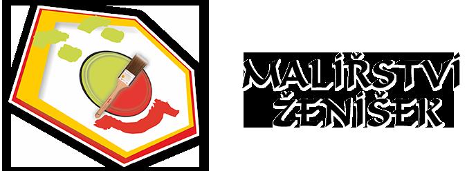 logo firmy MALÍŘSTVÍ ŽENÍŠEK