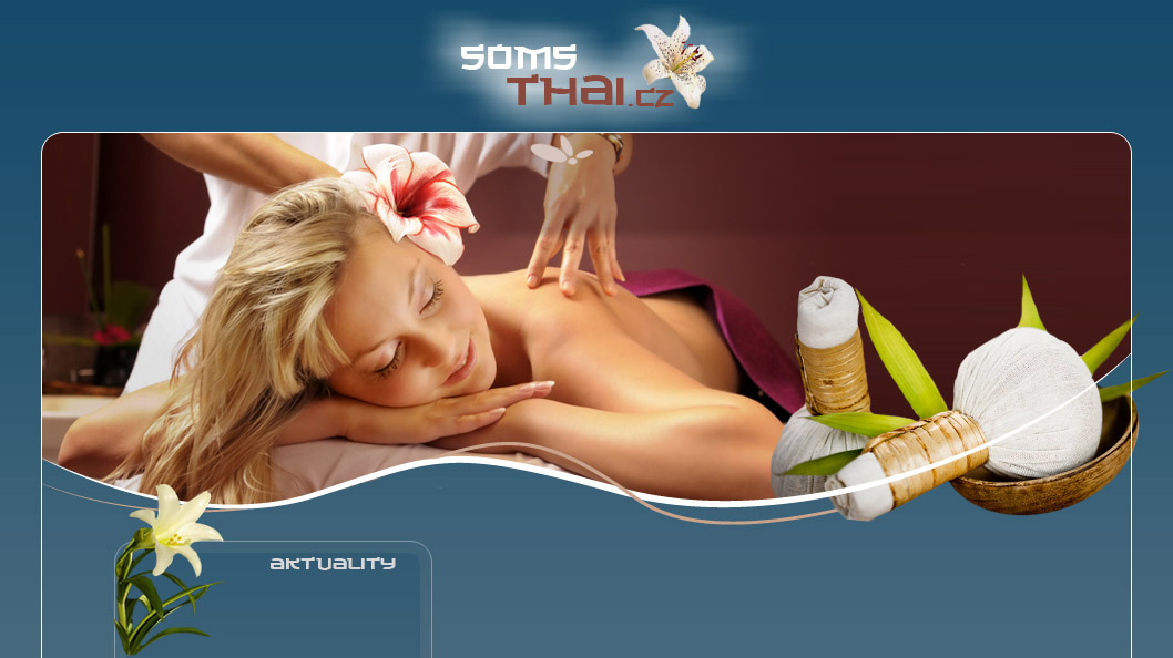 logo firmy  Som´s Thai massage